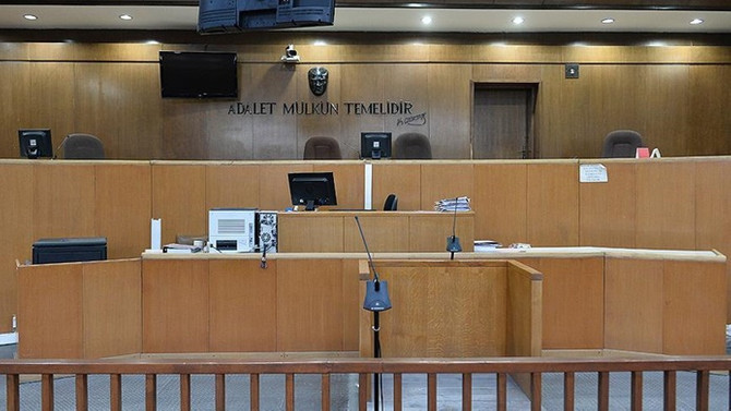 FETÖ davasında 53 sanığa müebbet hapis cezası
