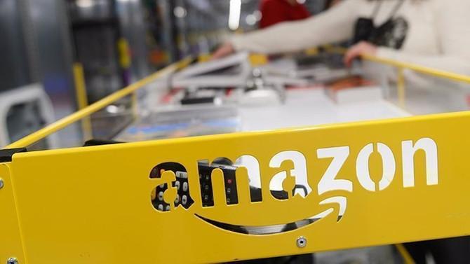 Amazon'un cirosu yüzde 43 arttı