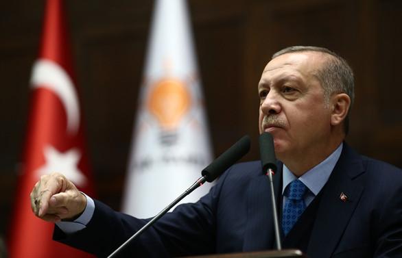 Erdoğan'dan CHP'ye 15 milletvekili tepkisi