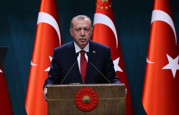 Erdoğan: Kore'deki sürecin başarıyla sürdürülmesini diliyorum