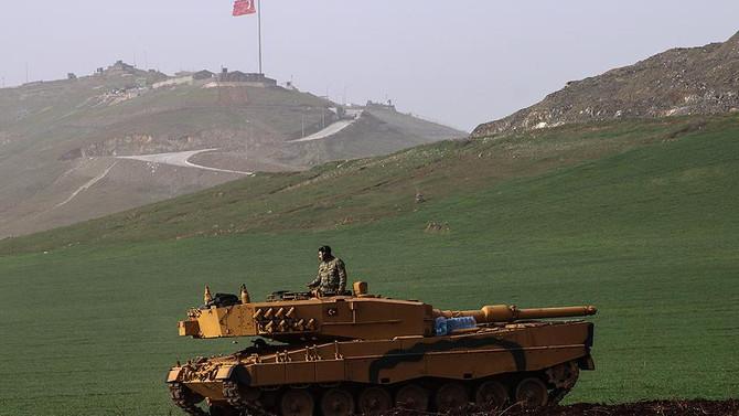 Afrin'de 4305 terörist etkisiz hale getirildi