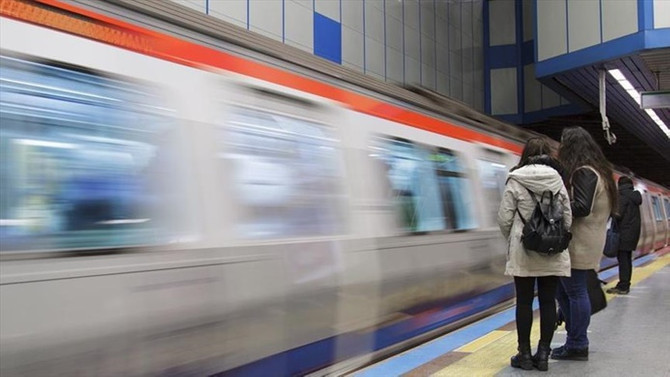 Kabataş-Mecidiyeköy-Mahmutbey metro hattında sona doğru