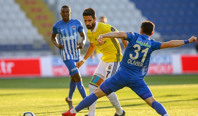 Fenerbahçe 4 golle kazandı