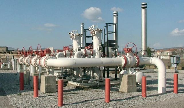 Şubatta doğalgaz ithalatı yüzde 2,9 arttı