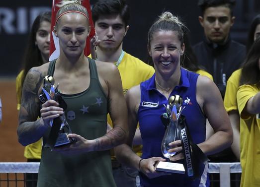 TEB BNP Paribas İstanbul Cup'ta şampiyon belli oldu