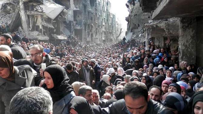 Suriye'de Yermuk Kampı için anlaşma sağlandı