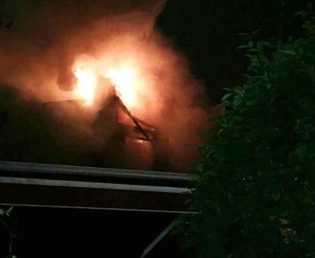 İran'da yangın: 11 ölü