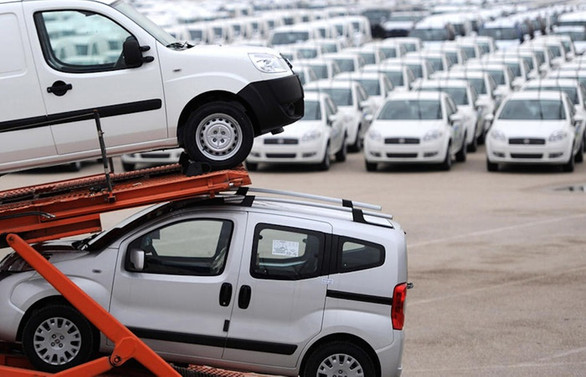 Otomotiv pazarı yüzde 3,5 arttı