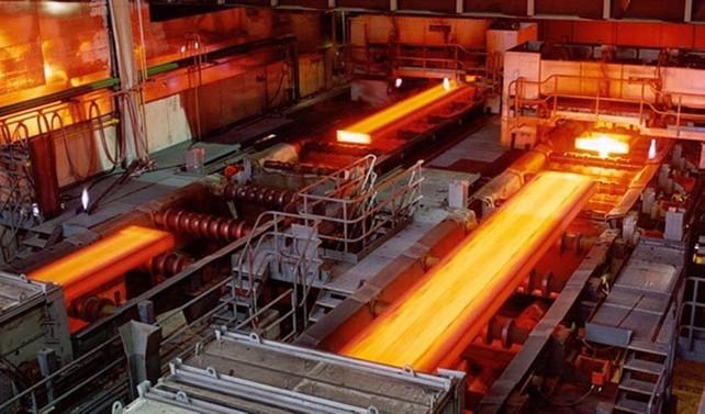Ham çelik üretiminde yüzde 8'lik artış