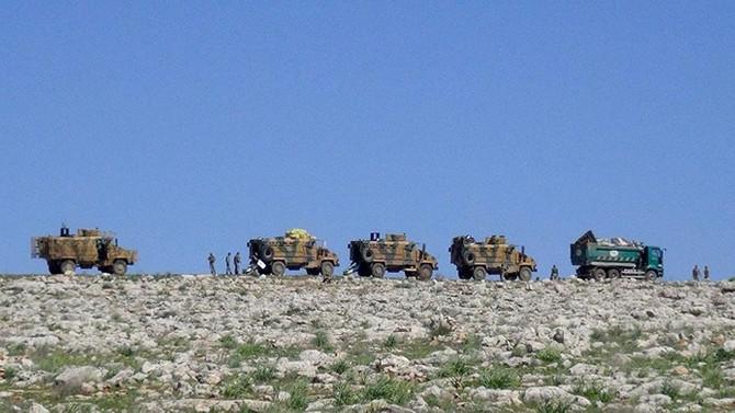 İdlib'de 8. gözlem noktası kuruldu