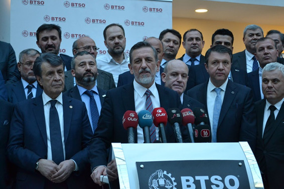 BTSO'da komite ve meclis üye seçimleri tamamlandı