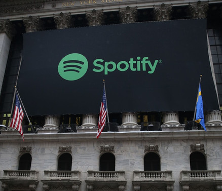 Spotify'nin ilk halka arzı başladı
