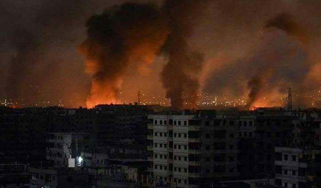 Suriye'de deprem yaratan patlama: 38 ölü