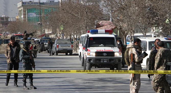 DEAŞ'tan Kabil'de çifte saldırı: 25 ölü