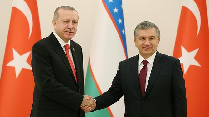 Erdoğan: Ticaret hacmini 5 milyar dolara çıkartacağız