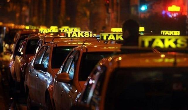 Yeni havalimanında taksi için imzalar atıldı