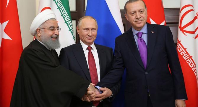 Üçlü Zirve Suriye için toplanıyor