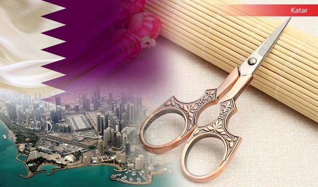 Katarlı firma terzi makasları satın almak istiyor