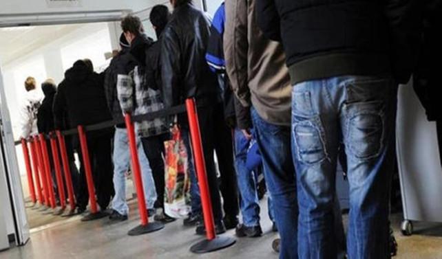 Avrupa'da işsizlik yaklaşık 10 yılın dibinde