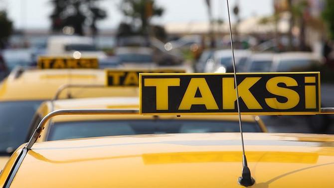 Taksilerde yeni dönem