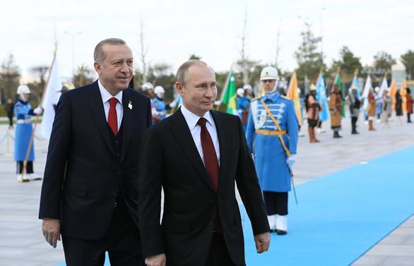 Erdoğan-Putin görüşmesinde vize sorunu da gündeme geldi