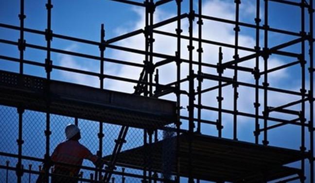 İngiltere'de mart ayında inşaat sektörü daraldı