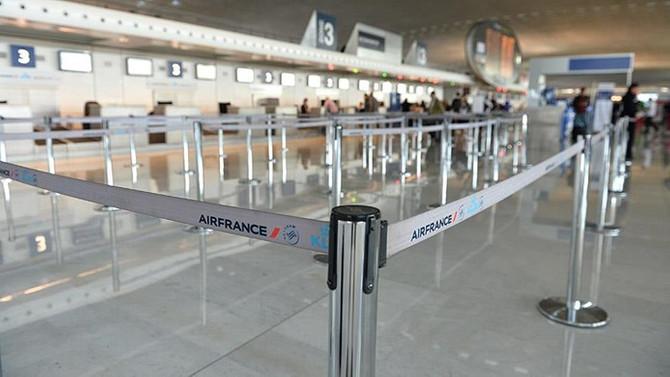 Air France çalışanları grevi 7 güne uzattı