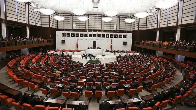 AK Parti Grup önerisi gündeme alınmadı