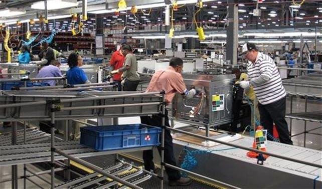 Almanya'da fabrika siparişleri şubatta hafif arttı