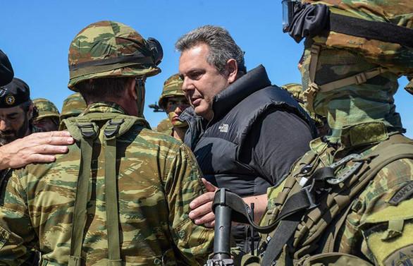 Yunan bakandan Türkiye'ye karşı 7 bin asker açıklaması