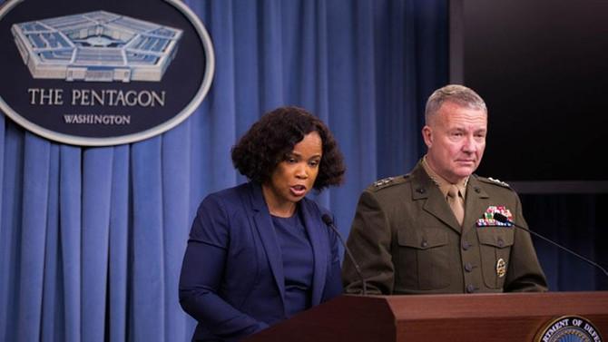 Pentagon: Çekilme söylentileri 'dedikodu'