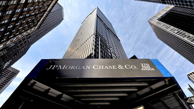 JPMorgan Chase'den Trump'a destek