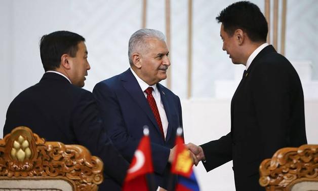 Türkiye ile Moğolistan 7 anlaşmaya imza attı