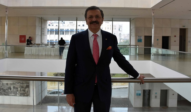 Hisarcıklıoğlu, GTO meclis üyesi seçildi