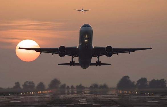 Havayolu yolcu sayısı 3 ayda 43 milyonu geçti