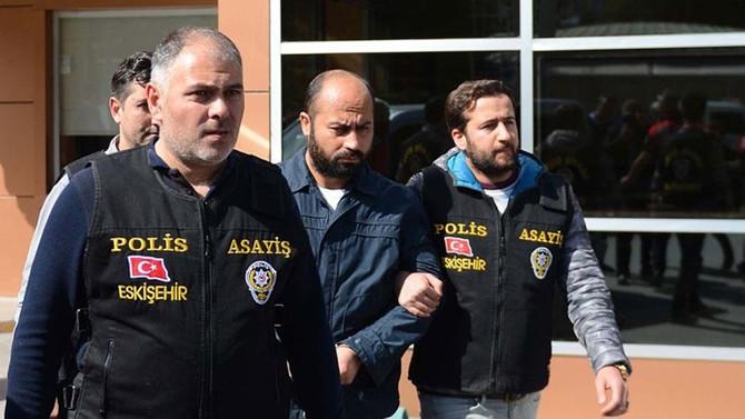 ESOGÜ'de 4 kişiyi öldüren Bayar tutuklandı