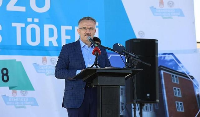 Ağbal: Türkiye mega proje yapabilen az sayıda ülkeden biri