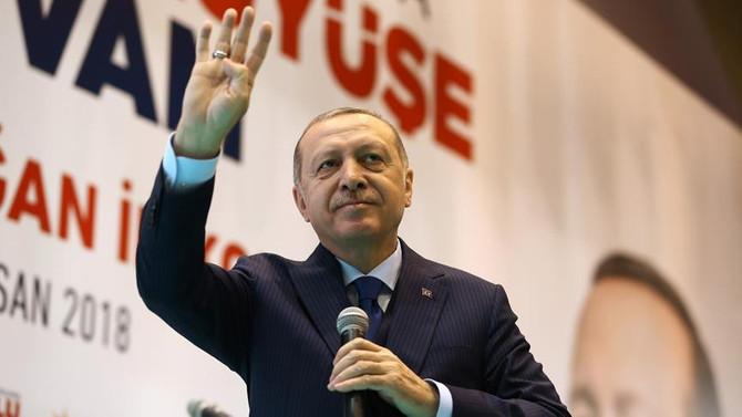 Erdoğan: Fransa, teröre yardakçılık yapıyorsun