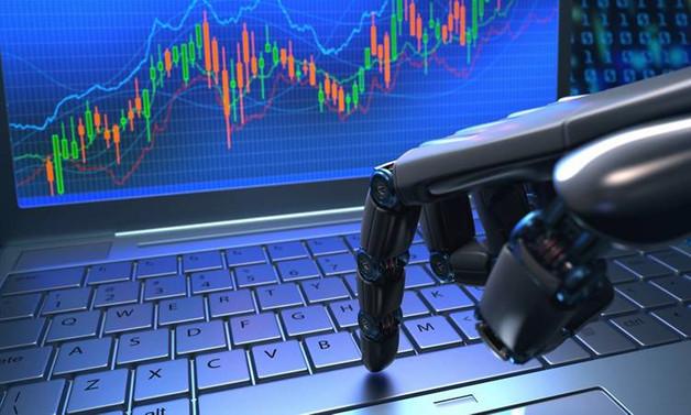 Robotlar finansı ele geçiriyor