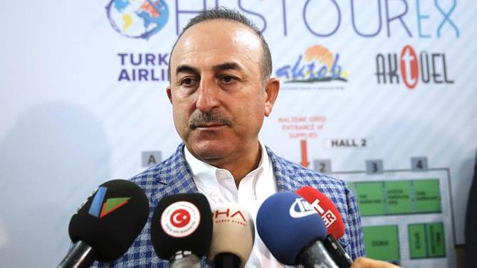 Çavuşoğlu: Turizmde 2014 rakamlarını geçeceğiz