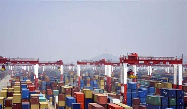 Almanya'nın ihracatı ve ithalatı azaldı