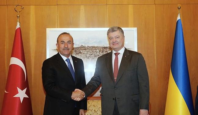 Ukrayna Cumhurbaşkanı Poroşenko İstanbul'da