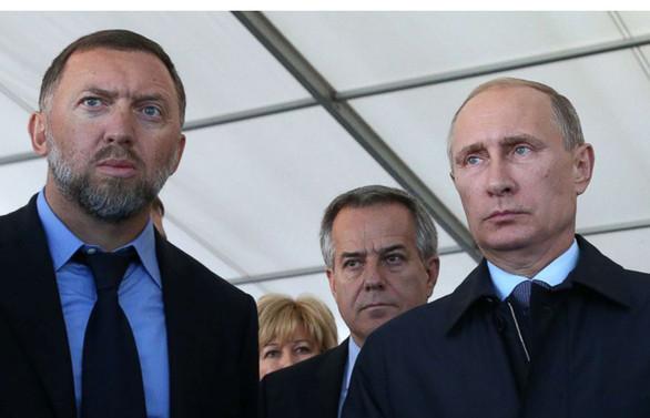 Rus devi Rusal'ın hisseleri, ABD yaptırımlarıyla çakıldı