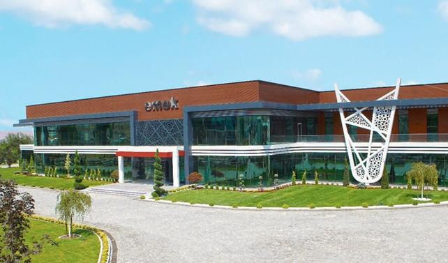 Emek Çelik Kapı'dan yeni fabrika