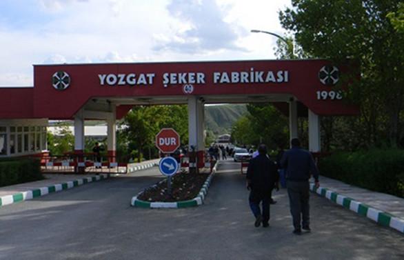 Yozgat Şeker Fabrikası da Doğuş'un oldu