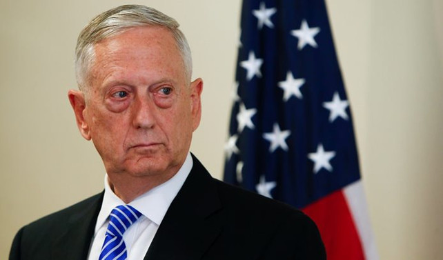 ABD Savunma Bakanı: Suriye'ye askeri eylemi dışlamıyorum