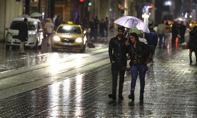 Sağanak yağış tüm yurtta etkili olacak