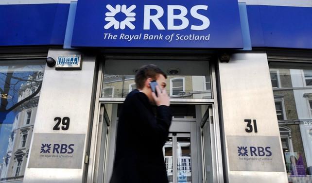 RBS, 4.9 milyar dolar ceza ödeyecek