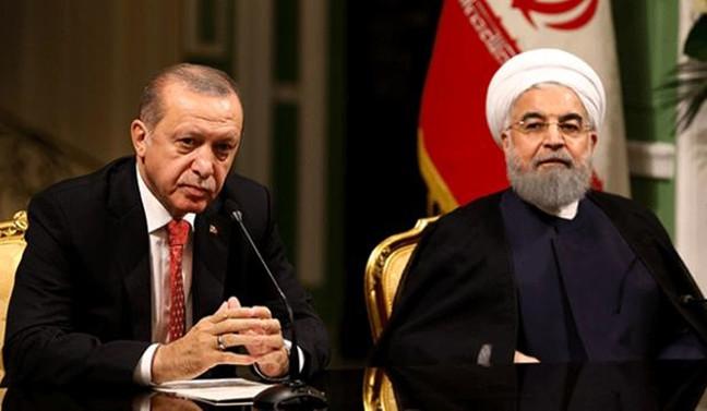Cumhurbaşkanı Erdoğan, İran lideriyle telefonda görüştü