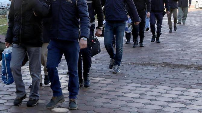 FETÖ operasyonlarında 345 kişiye gözaltı
